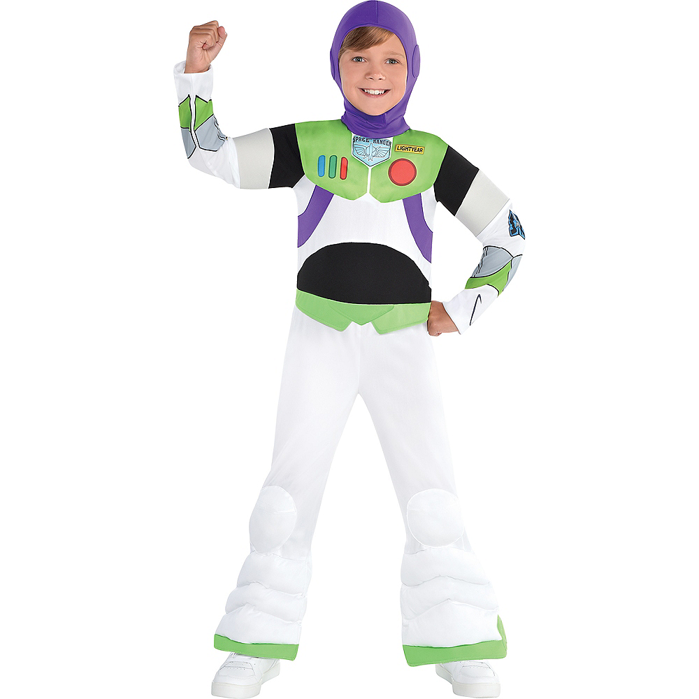 Nav Item for Child Buzz Lightyear Costume - Toy Story Image #1