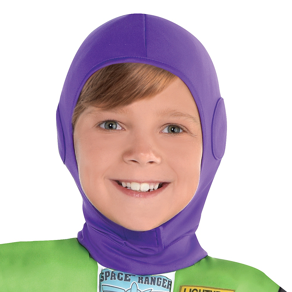 Nav Item for Child Buzz Lightyear Costume - Toy Story Image #2