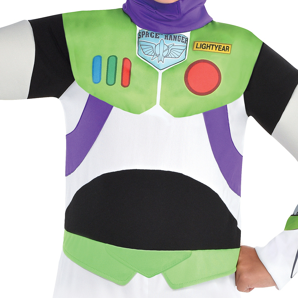 Nav Item for Child Buzz Lightyear Costume - Toy Story Image #3