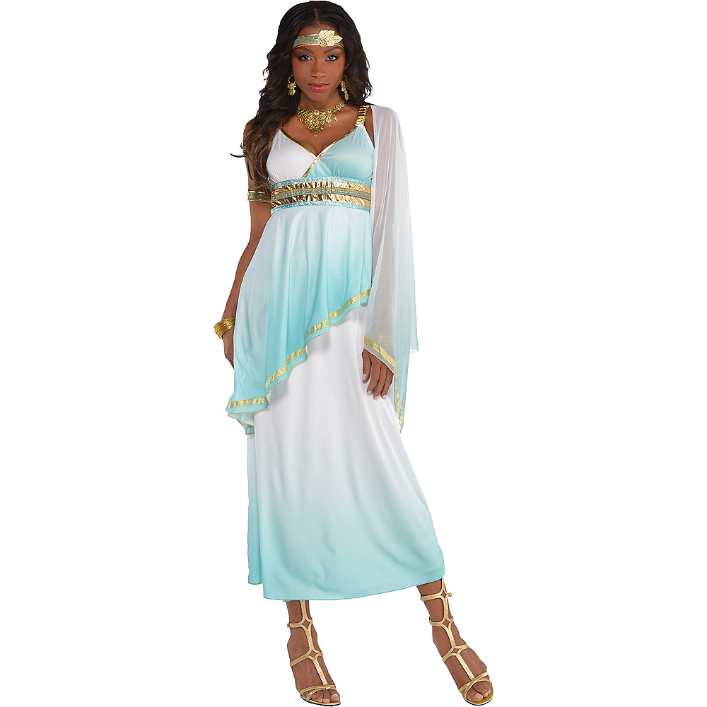 Nav Item for Adult Grecian Goddess Costume Image #1