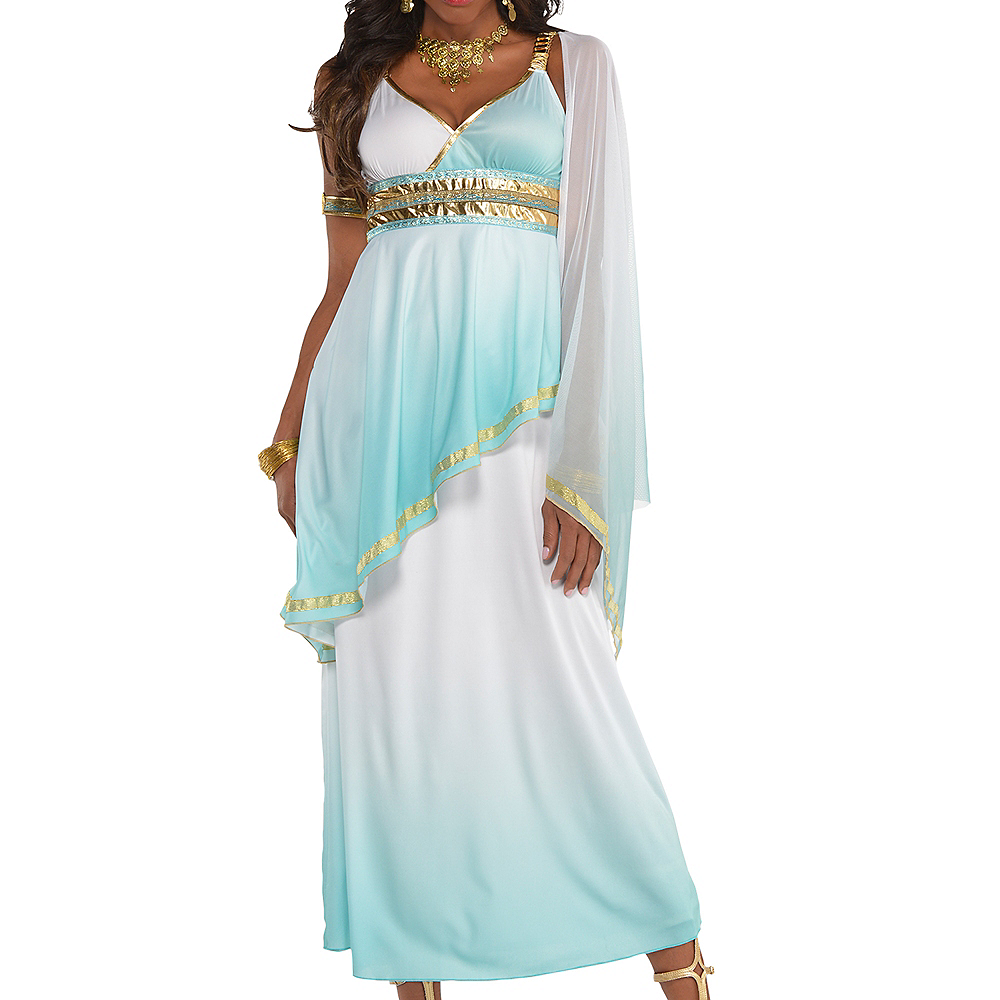 Nav Item for Adult Grecian Goddess Costume Image #3