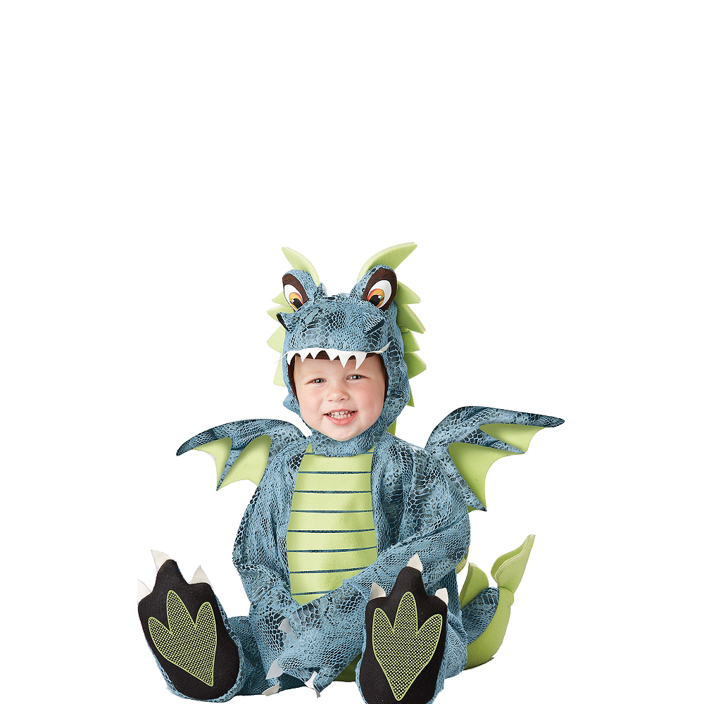 Baby Playful Dragon Costume Image #1