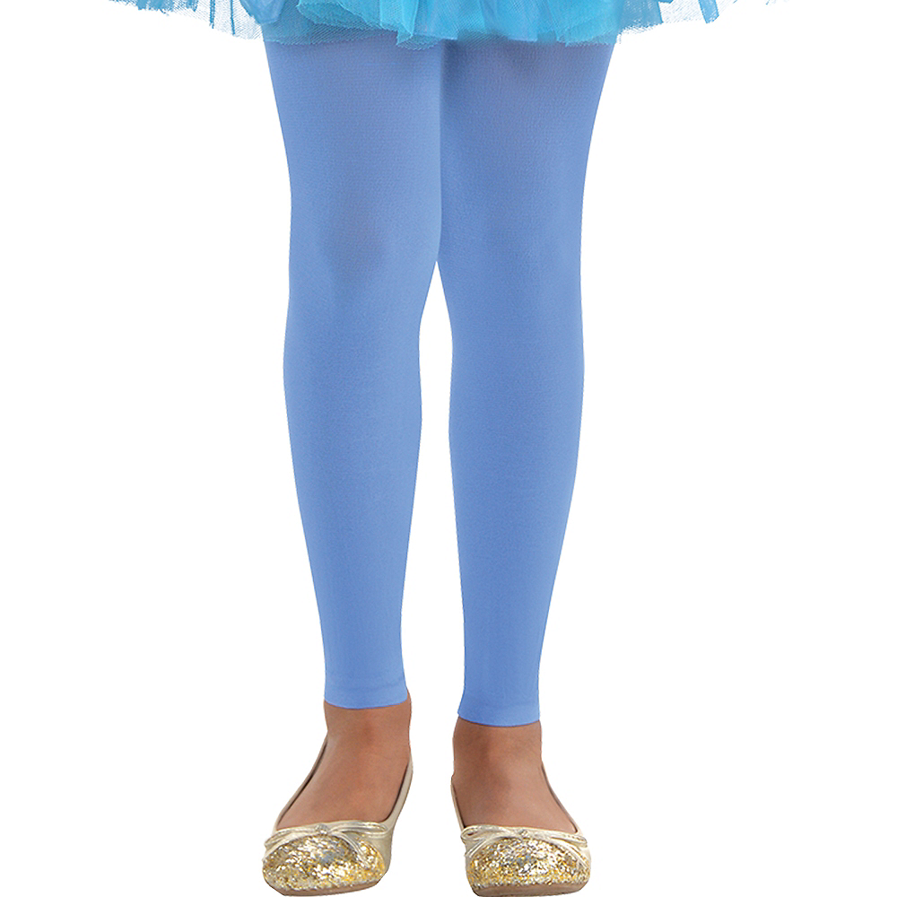Nav Item for Girls Princess Peacock Costume Image #4