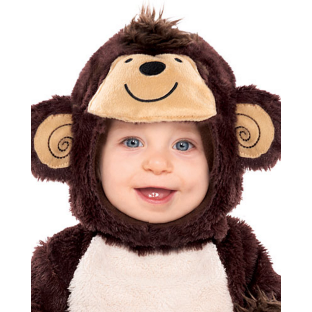 Baby Monkey Costume Image #2