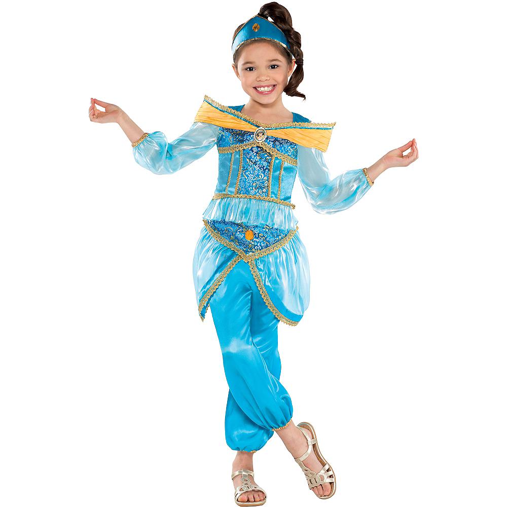 girls jasmine costume party city
