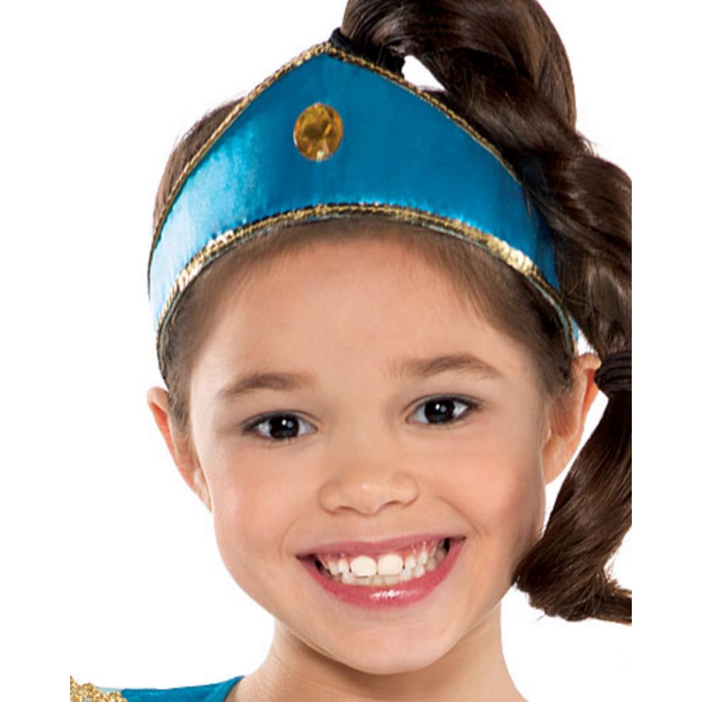 Girls Jasmine Costume Image #2