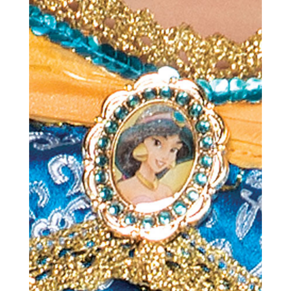 Nav Item for Girls Jasmine Costume Image #4