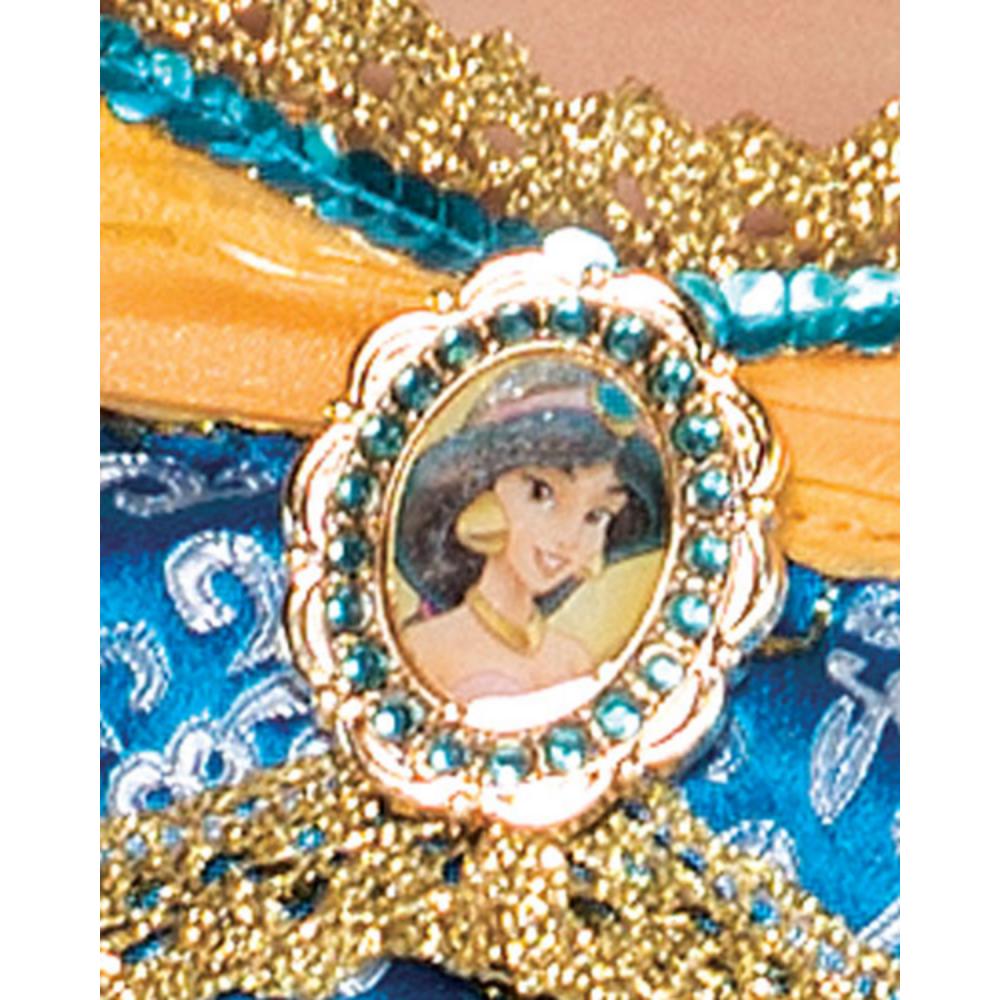 Girls Jasmine Costume Image #4