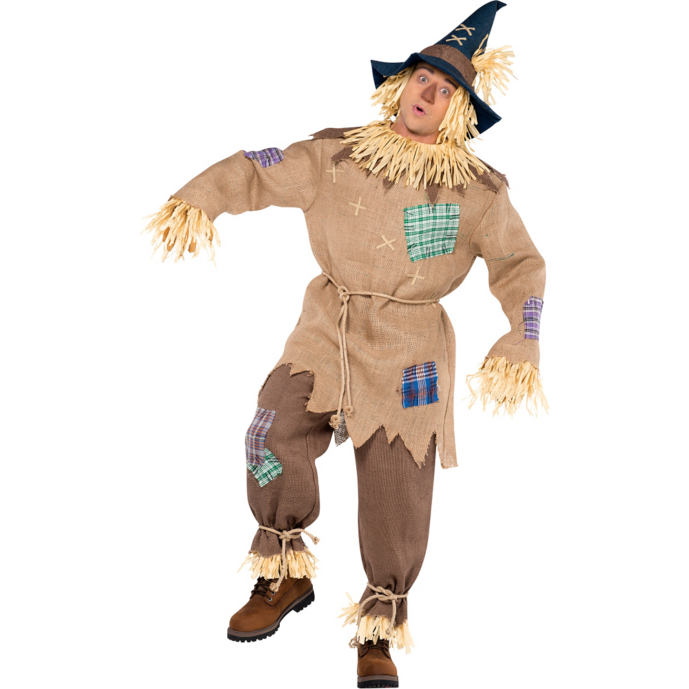 Adult Mr. Scarecrow Costume Image #1