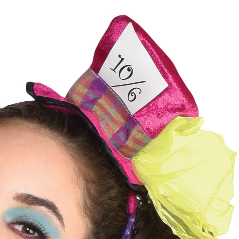 Adult Teatime Mad Hatter Costume Image #2