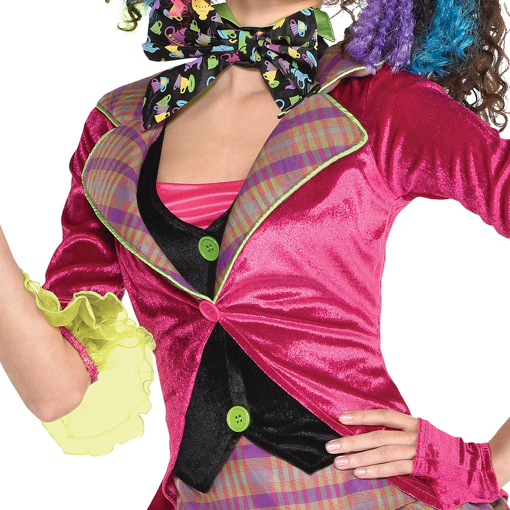 Nav Item for Adult Teatime Mad Hatter Costume Image #3