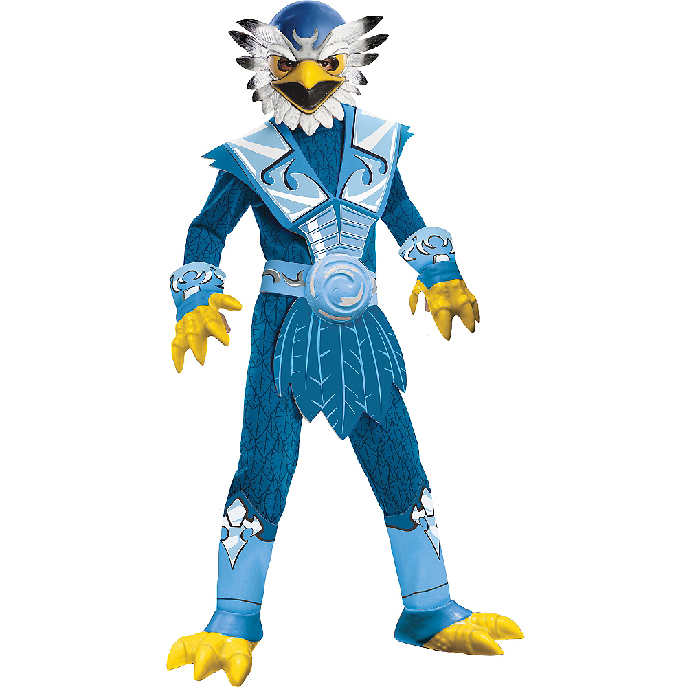 Nav Item for Boys Jet-Vac Costume Deluxe - Skylanders Image #1