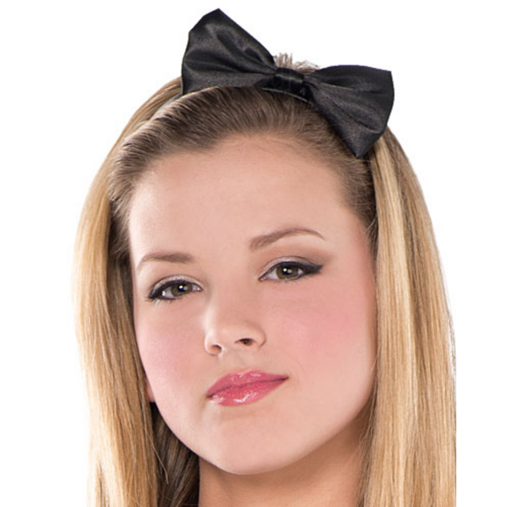 Teen Girls Clever Alice Costume Image #2