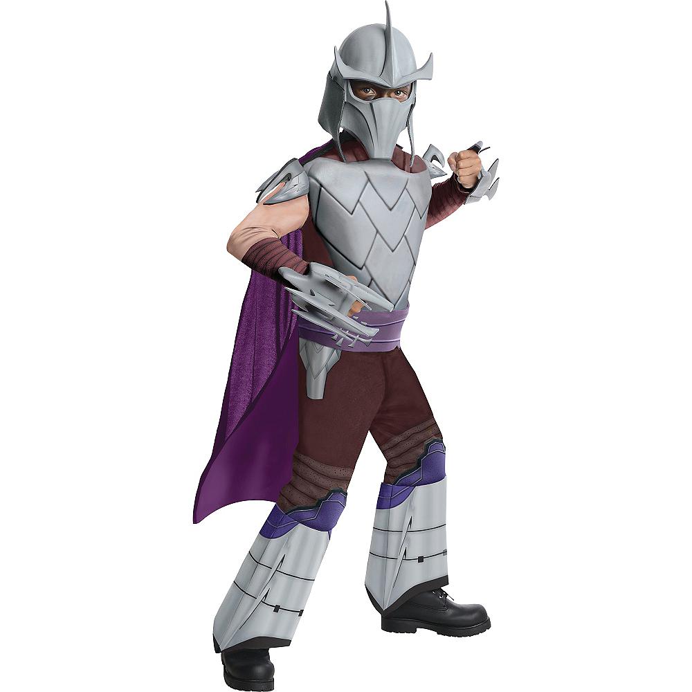 Boys Shredder Costume Deluxe Teenage Mutant Ninja Turtles