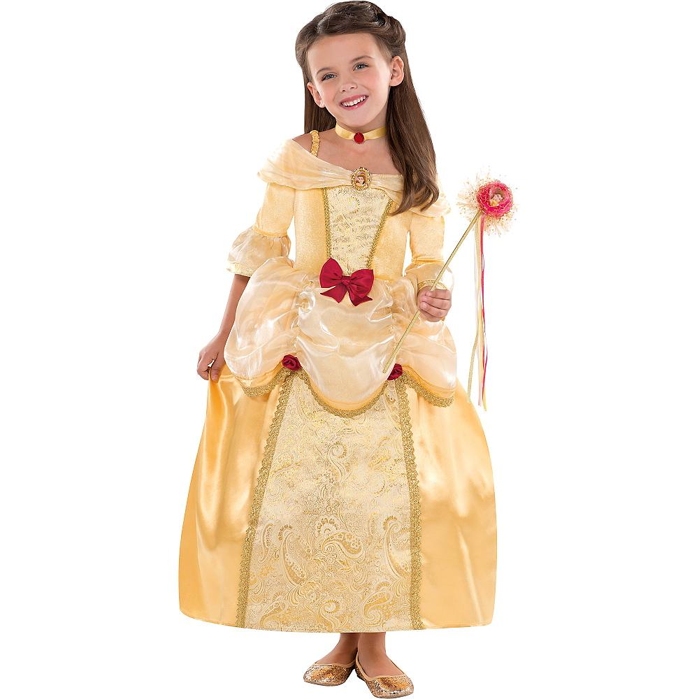 Girls Belle Costume Supreme Image #1