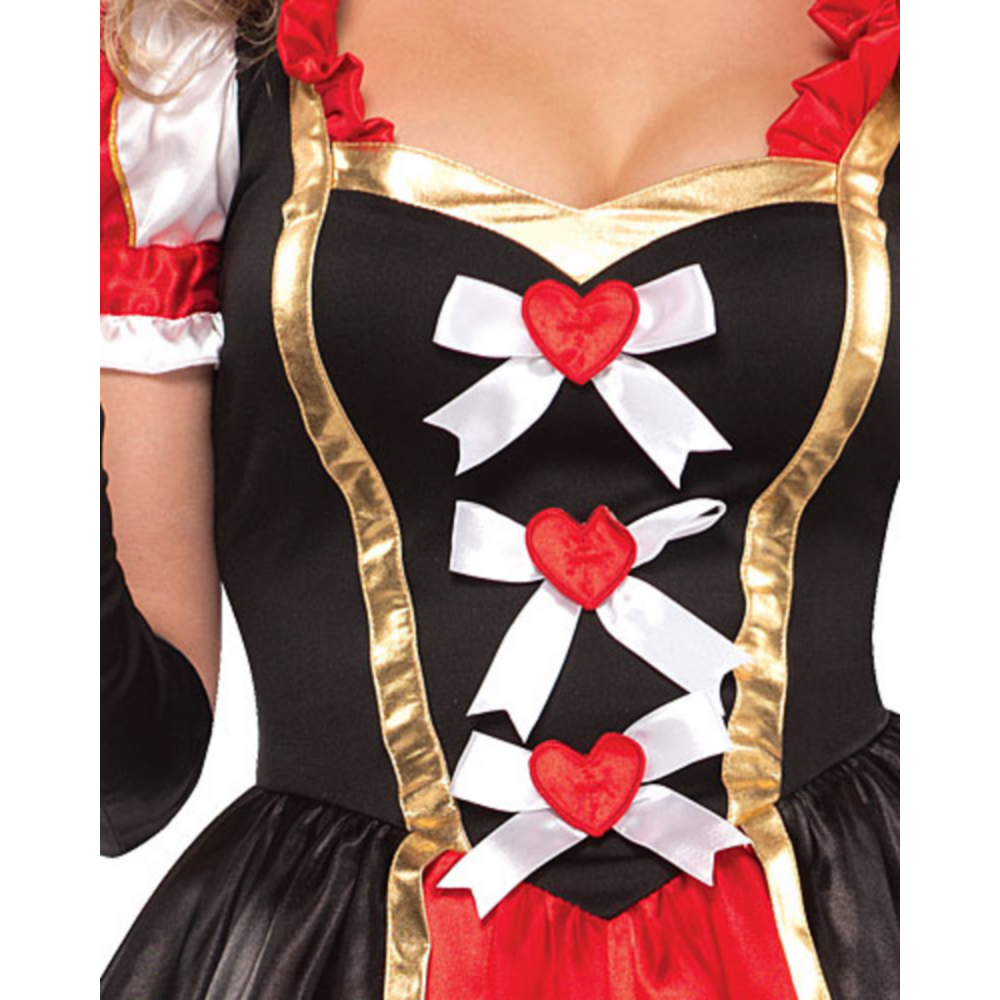 Adult Charmed Queen Costume Image #3