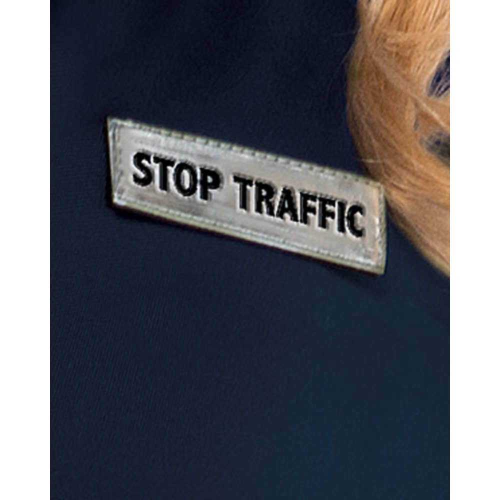 Adult Stop Traffic Sexy Cop Costume Image #4