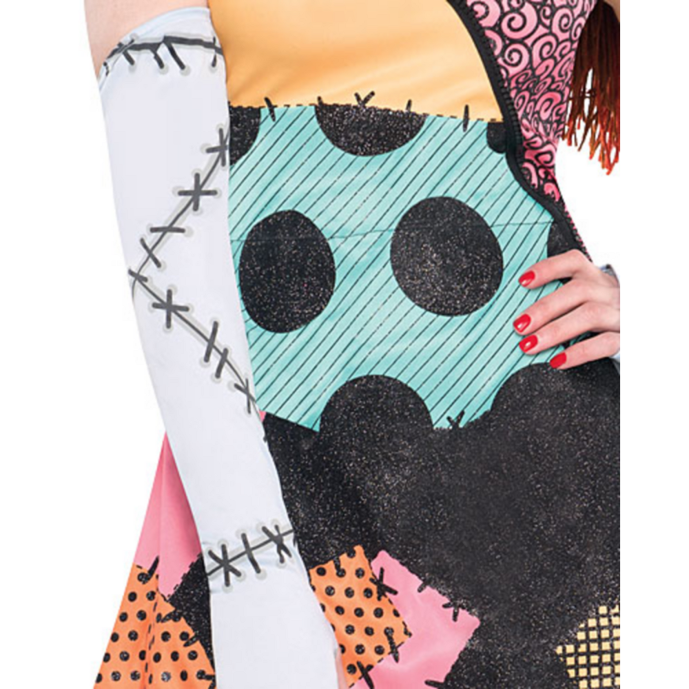 Adult Sally Costume - The Nightmare Before Christmas | Party City