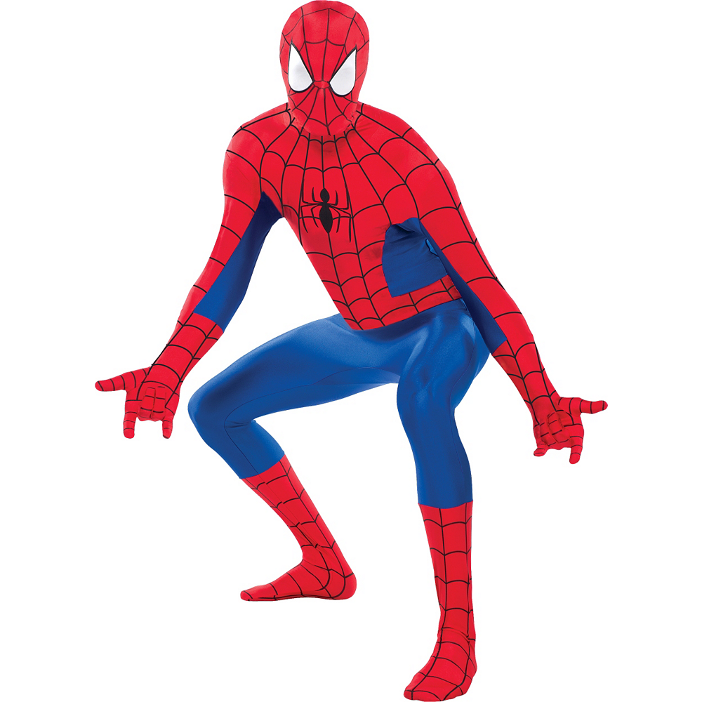 Adult Spider-Man Partysuit Image #1
