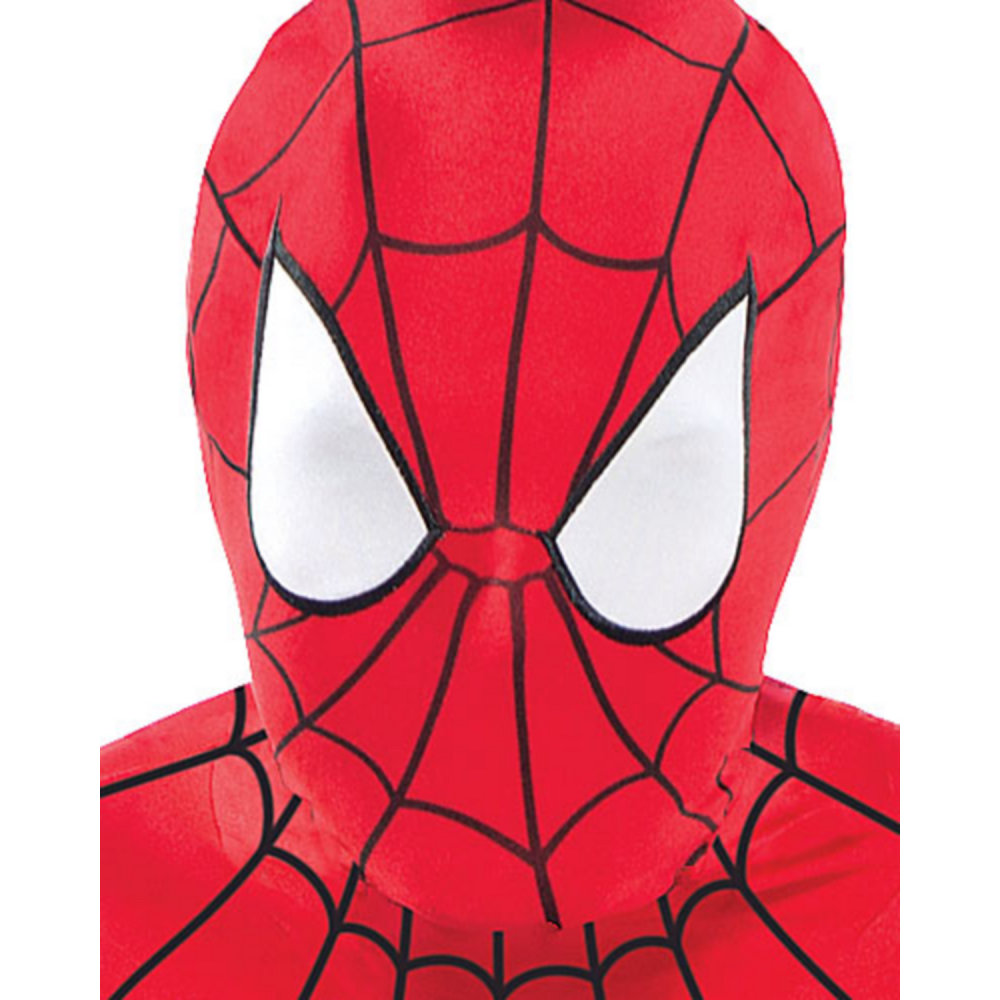 Nav Item for Adult Spider-Man Partysuit Image #2