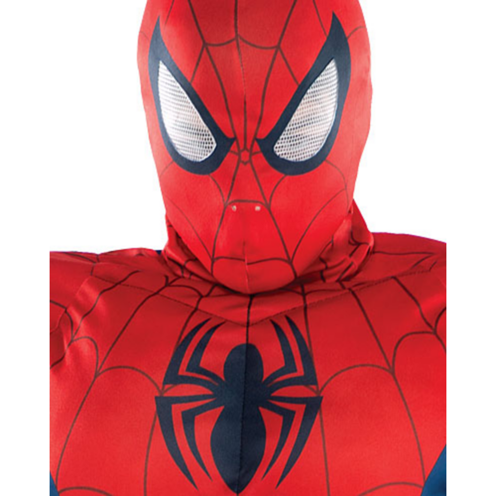 Nav Item for Adult Classic Spider-Man Muscle Costume Image #2