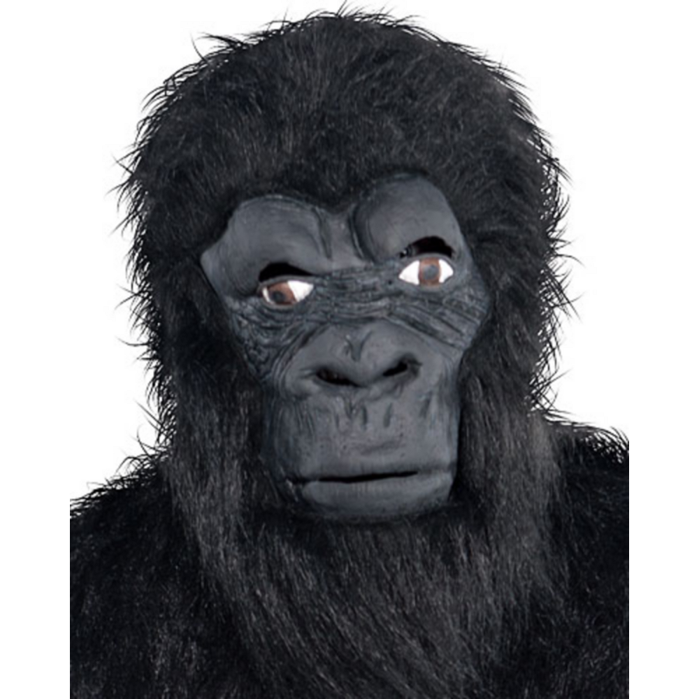 Nav Item for Adult Gorilla Guy Costume Image #2