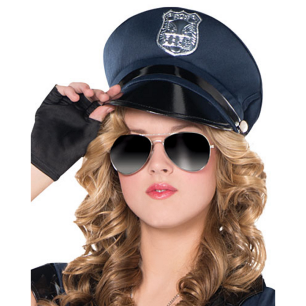 Adult Locked N Loaded Cop Costume Image #2