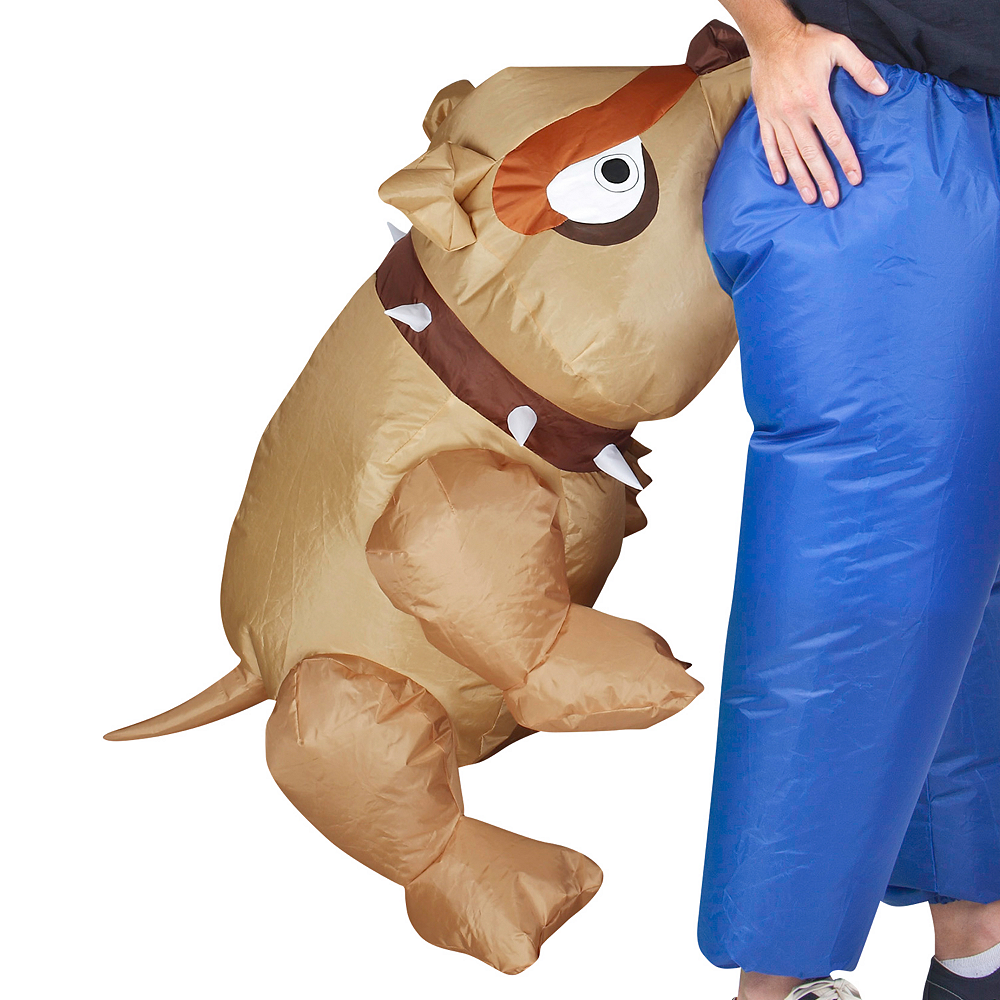 Adult Inflatable Dog Costume Image #2
