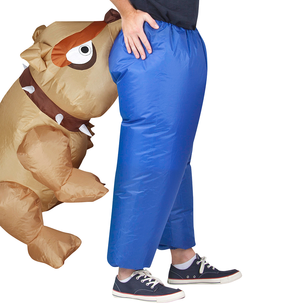 Adult Inflatable Dog Costume Image #3