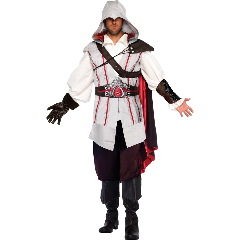 Adult Ezio Costume Assassin S Creed Ii Party City Canada