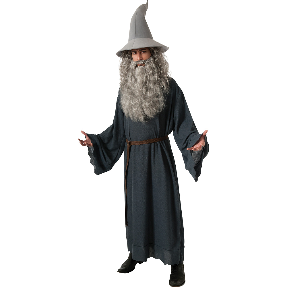 Adult Gandalf Costume - The Hobbit Image #1