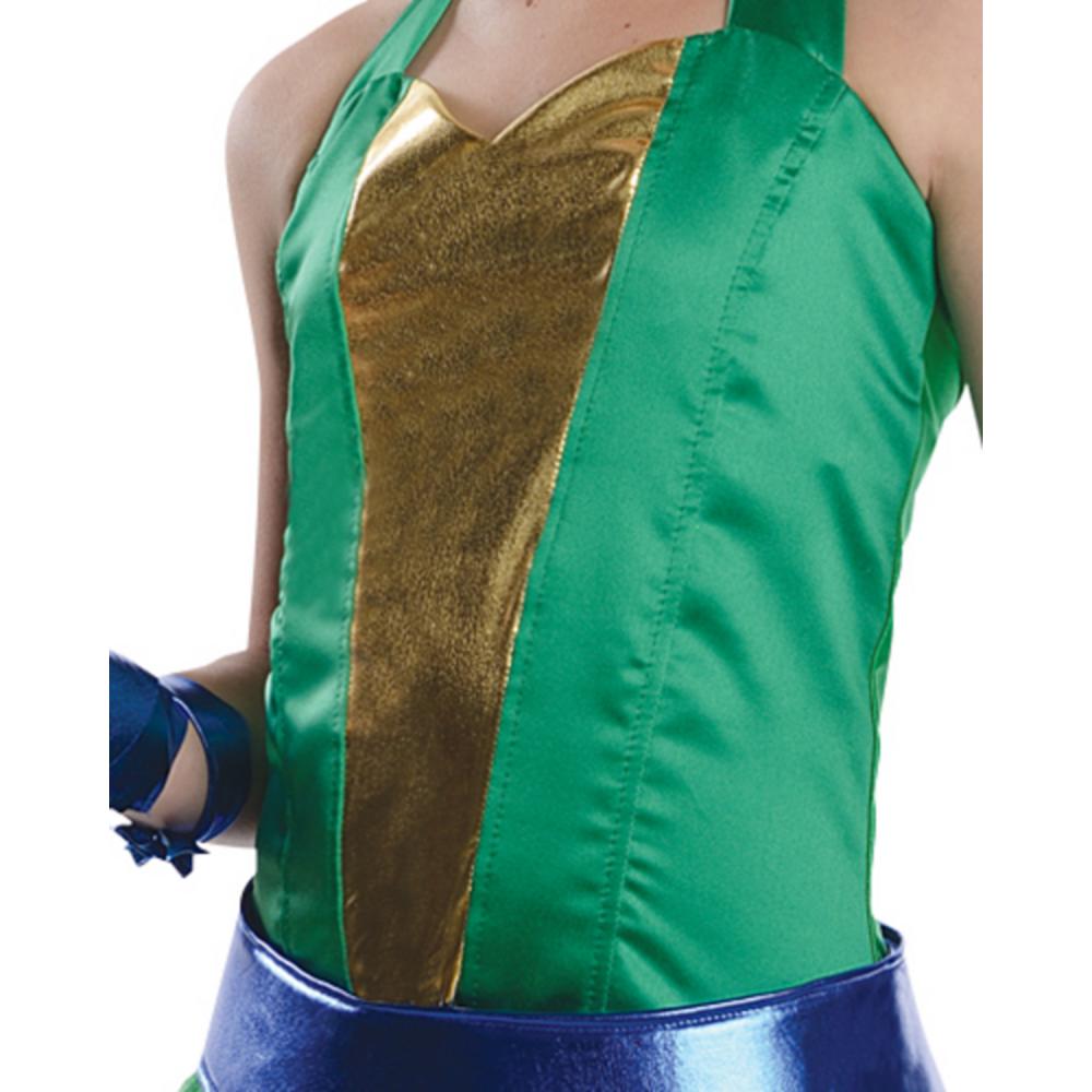 Teen Girls Leonardo Costume - Teenage Mutant Ninja Turtles Image #3