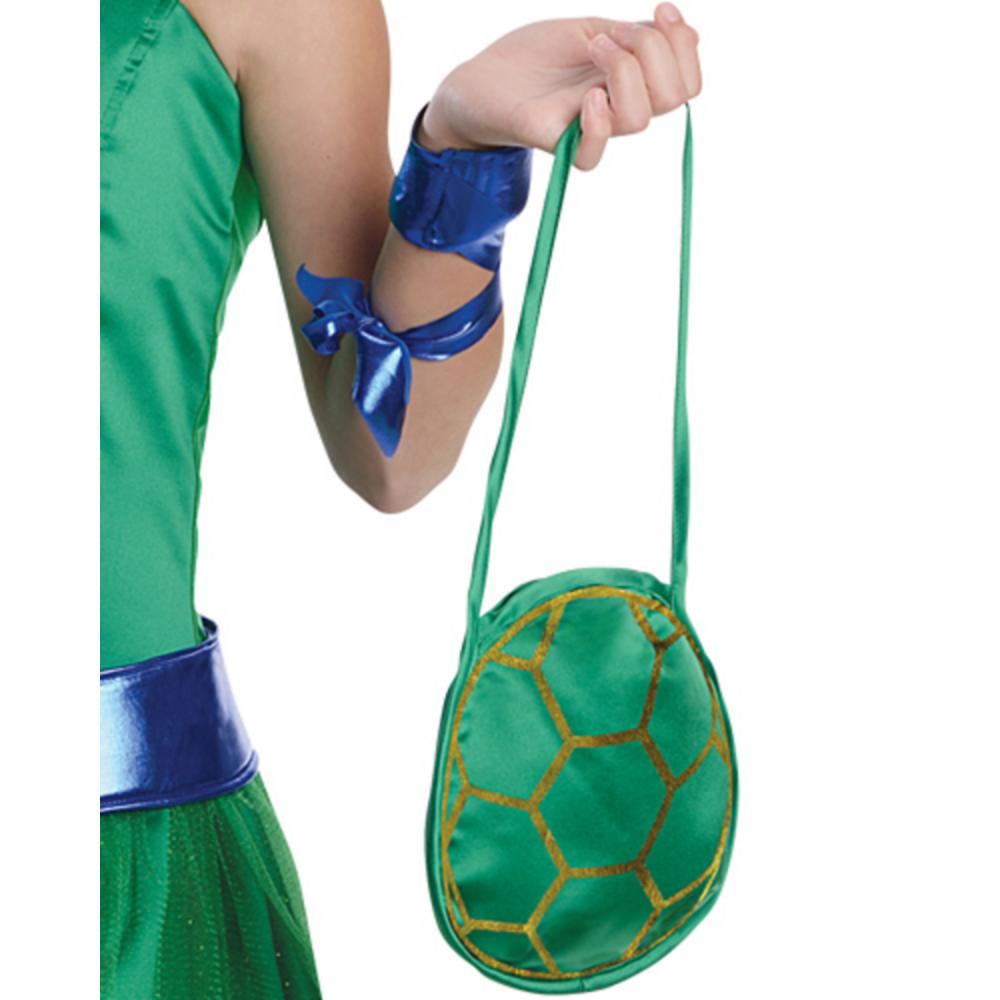 Teen Girls Leonardo Costume - Teenage Mutant Ninja Turtles Image #4