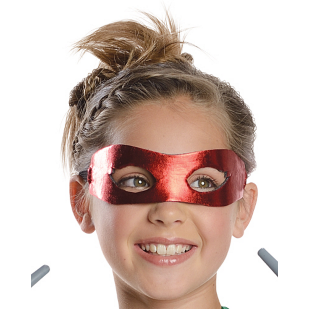 Teen Girls Raphael Costume - Teenage Mutant Ninja Turtles Image #2