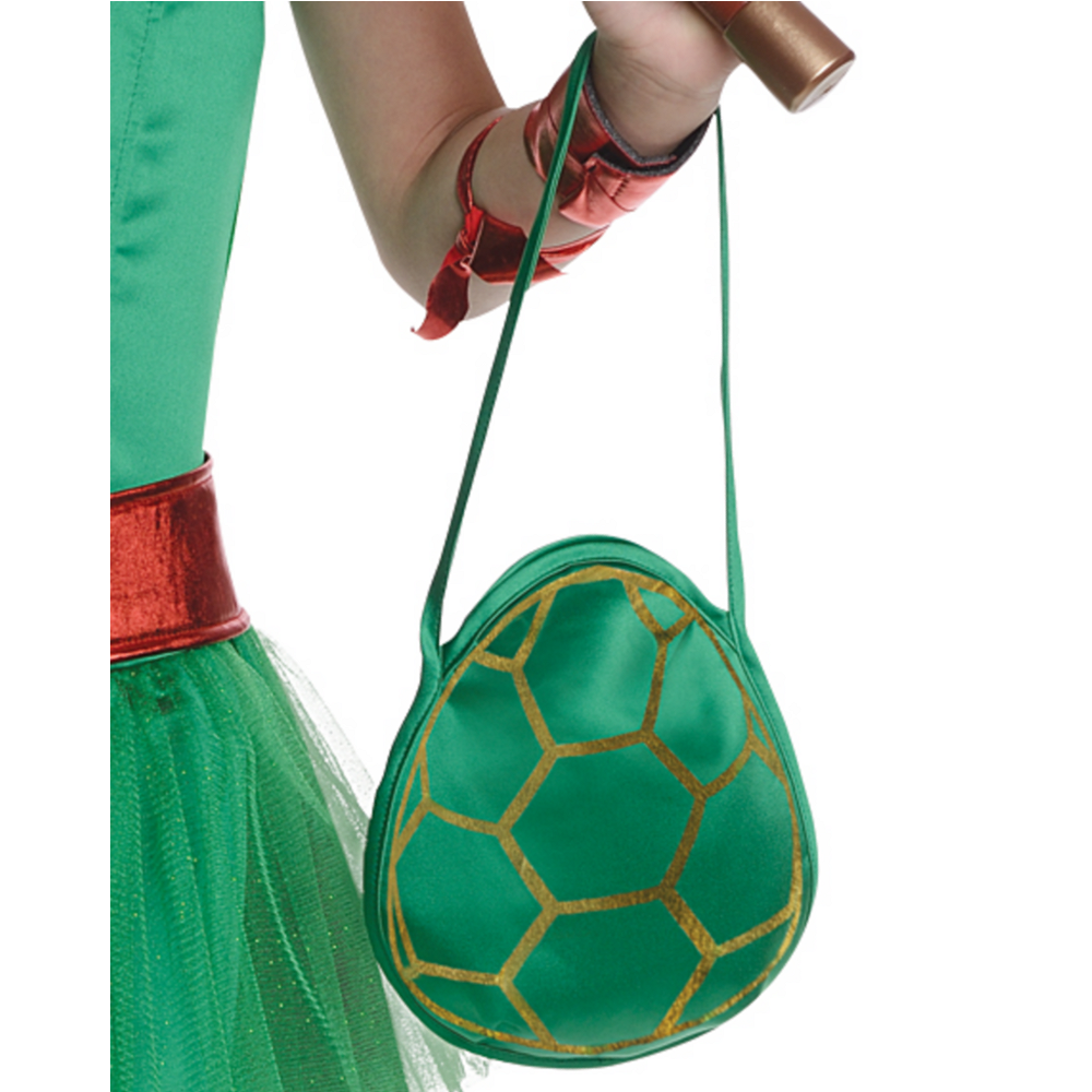 Teen Girls Raphael Costume - Teenage Mutant Ninja Turtles Image #4