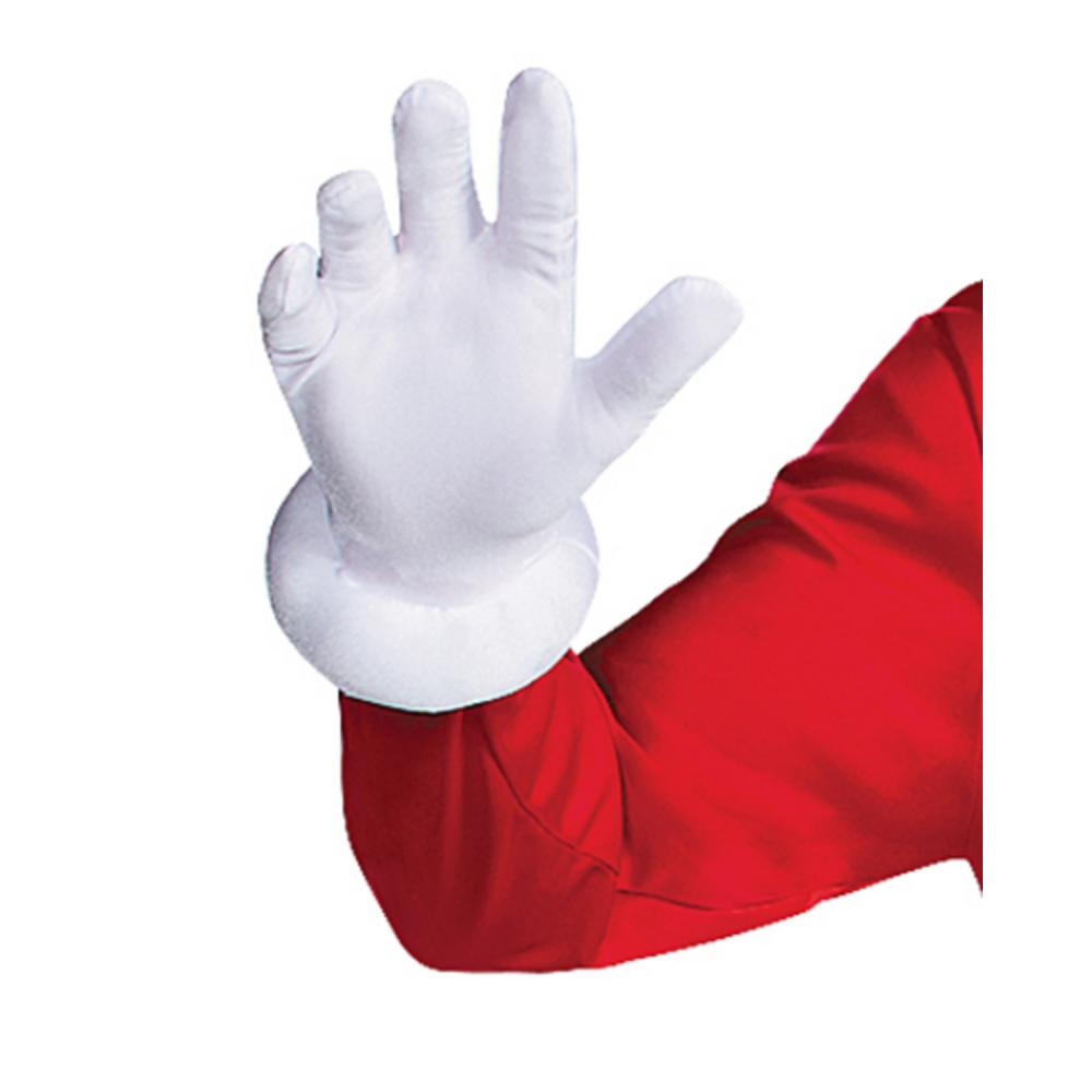 Adult Mario Costume Plus Size Premium - Super Mario Brothers Image #4