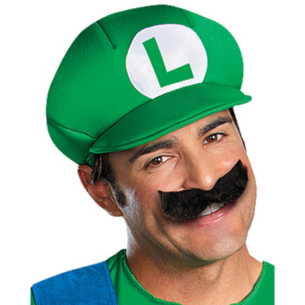 Adult Luigi Costume Premium - Super Mario Brothers Image #2
