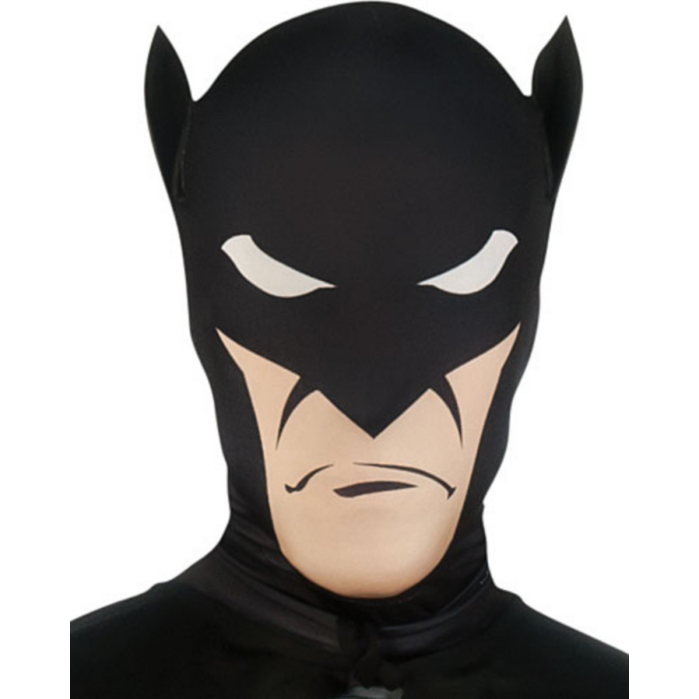 Adult Second Skin Batman Costume Image #2