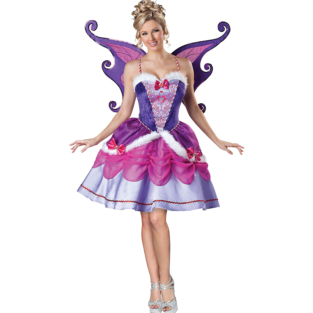Adult Sugar Plum Fairy Costume Image #1