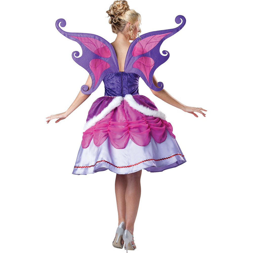 Adult Sugar Plum Fairy Costume Image #2