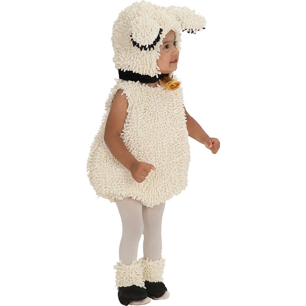 Baby Lovely Lamb Costume Image #1