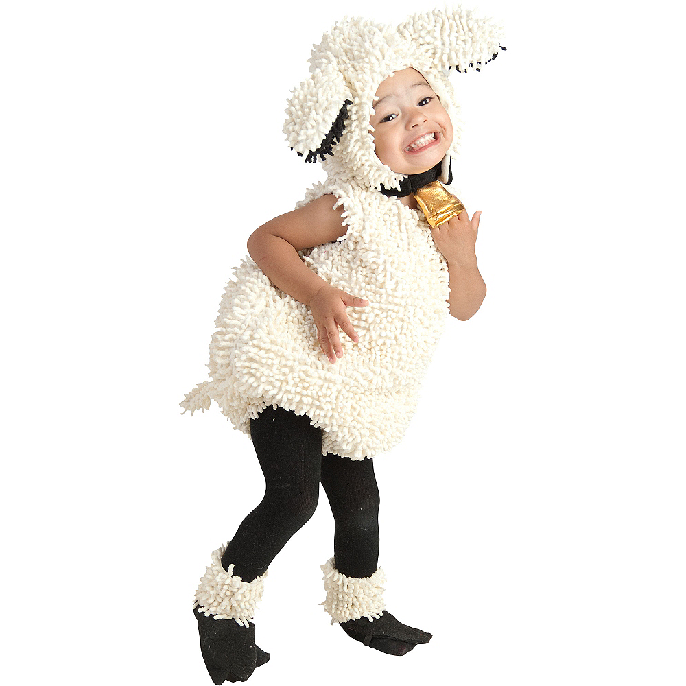 Baby Lovely Lamb Costume Image #2