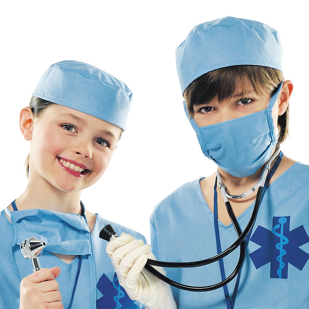 Child Doctor Costume Image #2