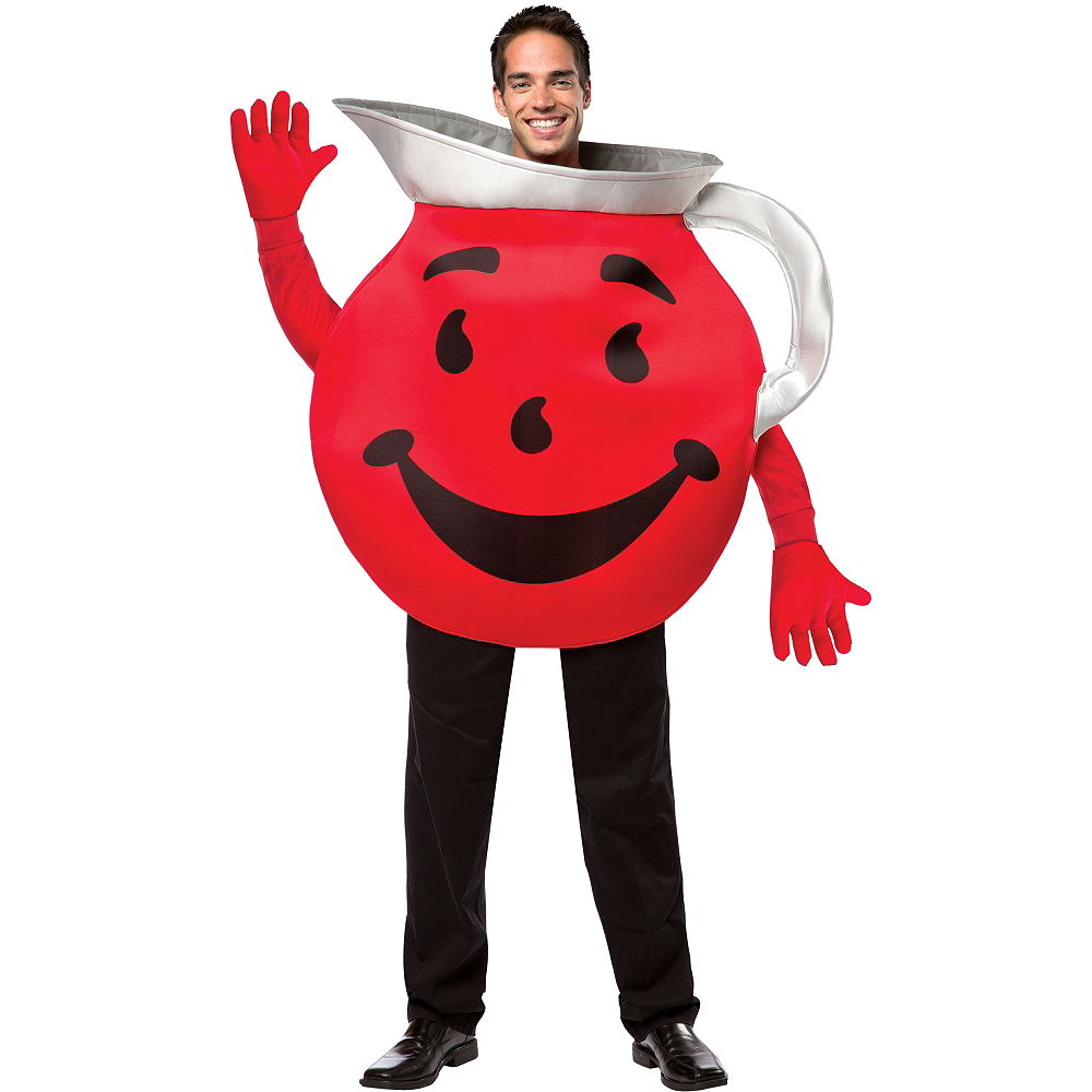 Adult Kool-Aid Costume Image #1