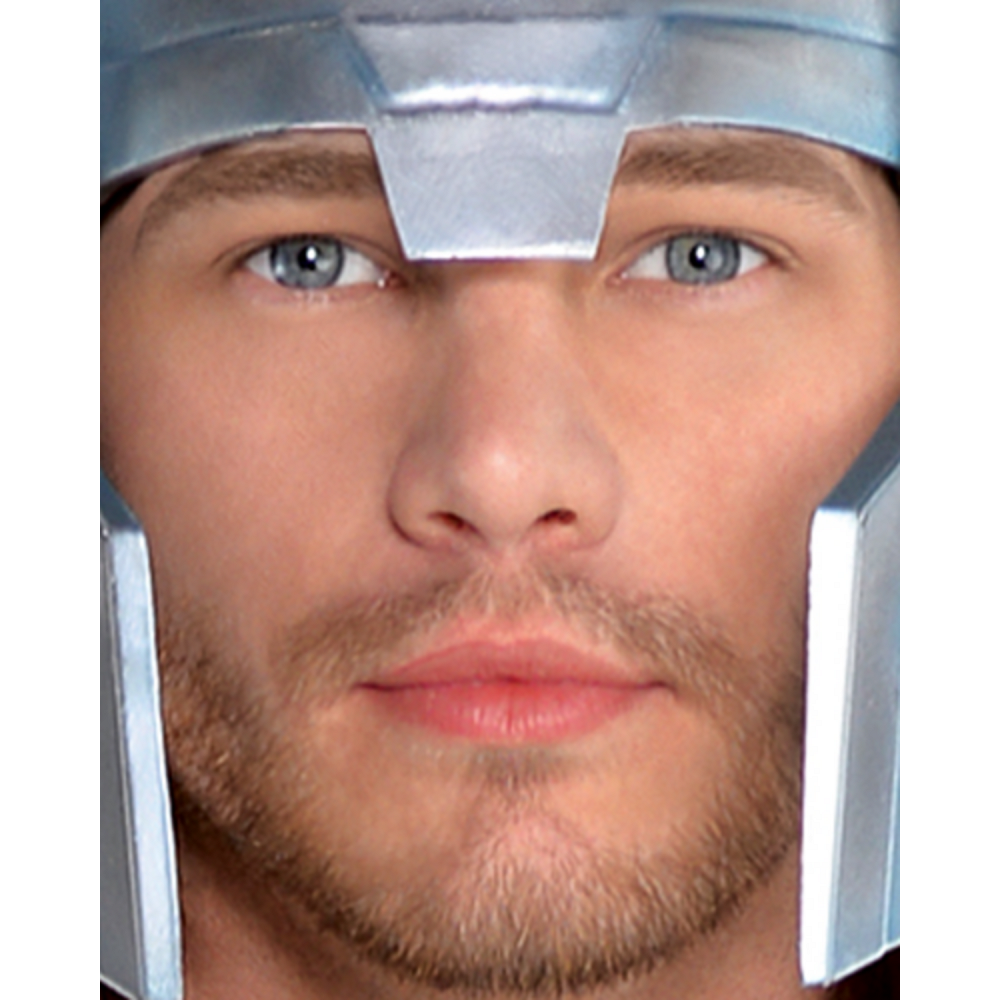 Nav Item for Adult Thor Muscle Costume Deluxe Image #2
