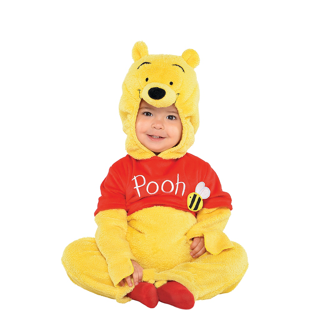 Baby Winnie the Pooh Costume Image #1