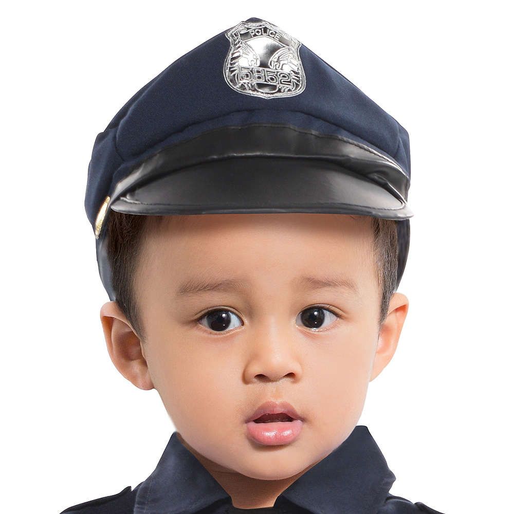 Nav Item for Baby Cop Costume Image #2