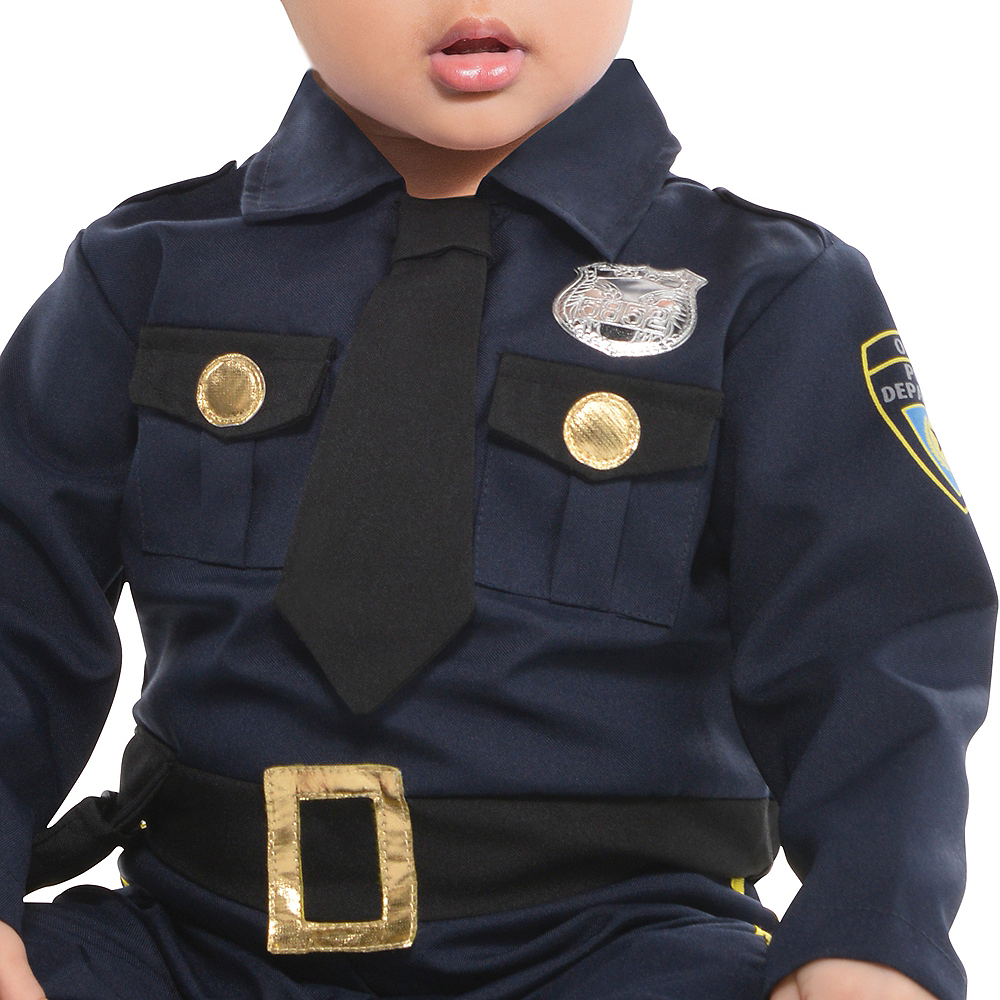Nav Item for Baby Cop Costume Image #3