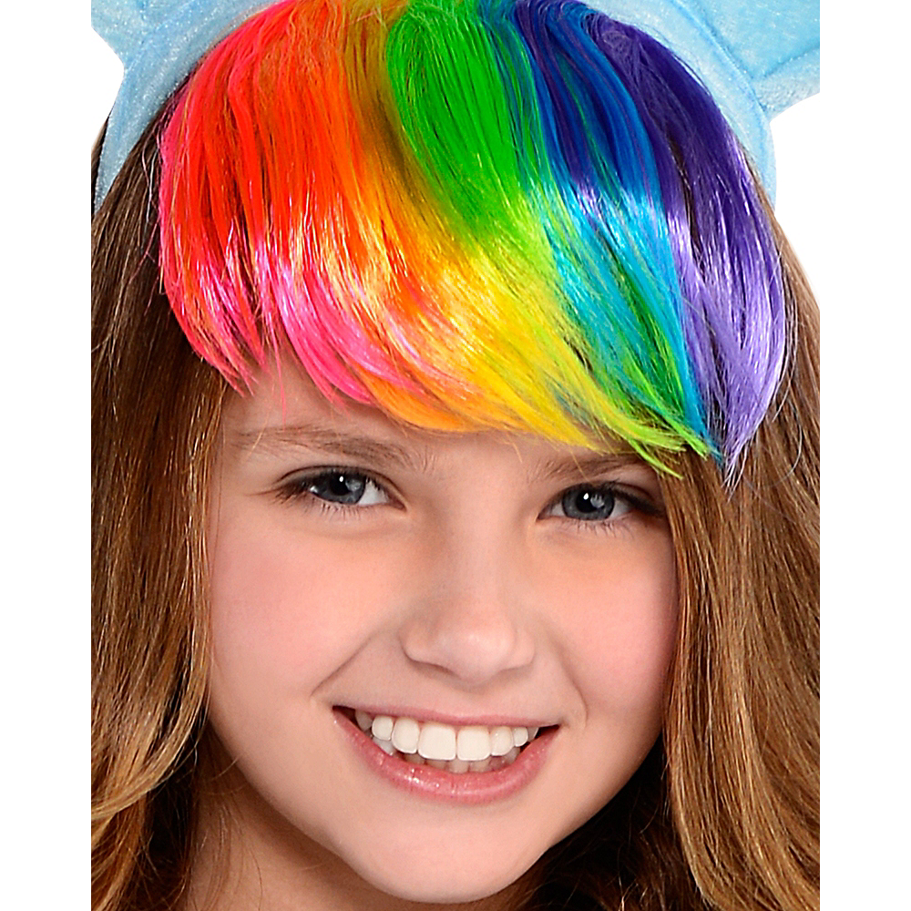 Girls Rainbow Dash Costume - My Little Pony Image #2