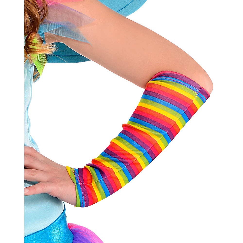 Girls Rainbow Dash Costume - My Little Pony Image #4